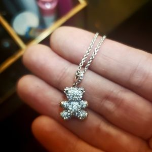 Swarovski Teddy Necklace